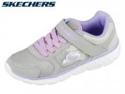 Skechers Go Run 400 81358L-GYLV gray-lavender Sparkle Sprinters