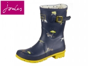 Tom Joule Molly Welly MollyWelly navy raining dogs Rubber