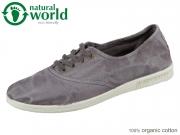 natural world 612E-623 gris enz Baumwolle organic cotton