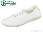 natural world 612-505 white Baumwolle organic cotton
