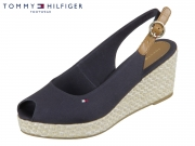 Tommy Hilfiger Basic Sling Back FW0FW02788-403 midnight