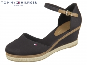 Tommy Hilfiger Iconic Elba Basic Closed Toe FW0FW02838-990 black