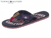 Tommy Hilfiger Essential TH Beach Sandal FM0FM01369-403 midnight