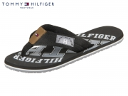 Tommy Hilfiger Essential TH Beach Sandal FM0FM01369-990 black