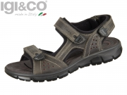 Igi&Co 1130211 UEV 11302 grigio scuro