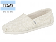 TOMS Classic 10011459 natural Daisy