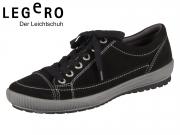Legero 8-00820-00 schwarz Velour