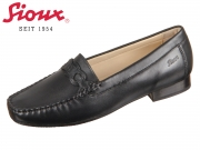 Sioux Colina 151 56701 schwarz Glovetouch Nappa