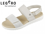 Legero Savona 2-00708-08 offwhite Effektleder Nubuk