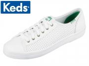 Keds Kickstart WH56115-10 white Kickstart Leather