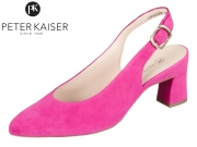 Peter Kaiser Lidia 43113-583 berry Suede