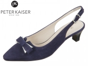Peter Kaiser Sona 41167-147 notte silber Suede Corfu