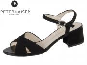 Peter Kaiser Celana 05115-240 schwarz Suede