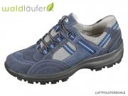 Waldläufer Holly 471008 304 217 marine jeans silber Denver Torrix