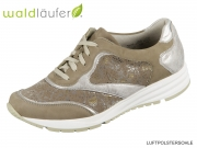 Waldläufer Karin Soft K74005 300 230 taupe stein Denver Eclis Pointstretch