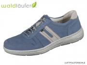 Waldläufer Hadrian 365003 691 589 jeans grau