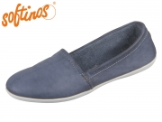 Softinos Olu 5SD900382 000 navy washed