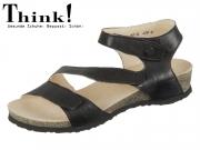 Think! Dumia 89370-00 schwarz Capra Grasso