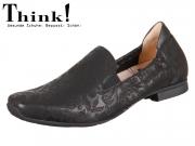 Think! GAUDI 82173-00 schwarz Laser Wax Sheep