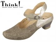 Think! Aida 82245-25 macchiato kombi Material Mix