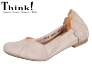 Think! BALLA 82160-25 macchiato kombi Calf Nubuk