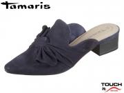 Tamaris 1-27354-30-805 navy Leder