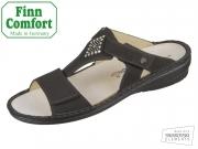 Finn Comfort Verin 02806-007099 schwarz Nubuk