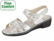 Finn Comfort Buka 02687-588297 argento Cervino