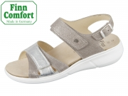 Finn Comfort Nadi 03351-901741 fango silber Campagnolo Simona