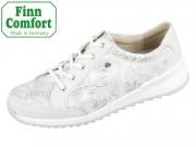 Finn Comfort Pordenone 02377-901789 bianco flour Nubuk Hair