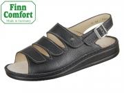Finn Comfort Sylt 02509-055099 schwarz Bison