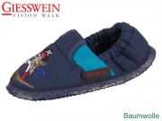 Giesswein Alland 50092-548 dunkelblau Baumwolle