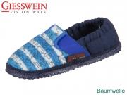 Giesswein Aching 50097-599 königsblau Baumwolle