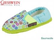 Giesswein Abtenau 50076-530 türkis Baumwolle