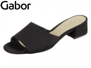 Gabor 81.740.47 schwarz Microvelour HT