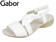 Gabor 84.550-21 weiss Nappa