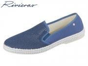 Rivieras Classic 2014 bleu de travaig Textile