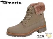 Tamaris 1-26244-29-332 Taupe Leather