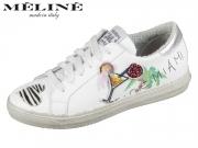 Meline BUP 1008 bianco pink Galaxy Miami