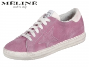 Meline BUP 10111A fuxia ice Washed Velvet