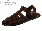 The sandals factory M5047 ma marrone Vacchetta