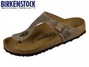 Birkenstock Gizeh 943811 Tabacco Brown Fettleder