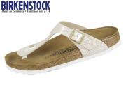 Birkenstock Gizeh 847431 Birko Flor