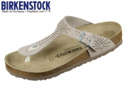 Birkenstock Gizeh 1009758 avario crafted rivets Nubuk