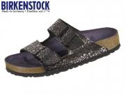 Birkenstock Arizona 1008872 metallic stones black Birkoflor