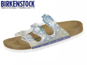 Birkenstock Florida 1009811 ancient mosaic taupe Birkoflor DD