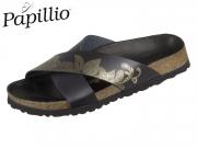 Papillio Daytona 1009085 ornament black gold Naturleder