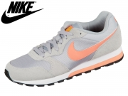 NIKE Nike MD Runner WMNS 749869-087 wolf grey