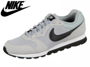 NIKE Nike MD Runner 2 749794-001 wolf grey black