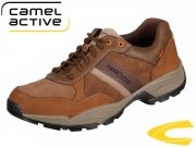 camel active Evolution 138.30-01 timber-taupe Oil Nubuk Suede Kombi
